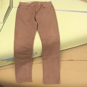 GAP 1969 34x34 woman's pants Tan